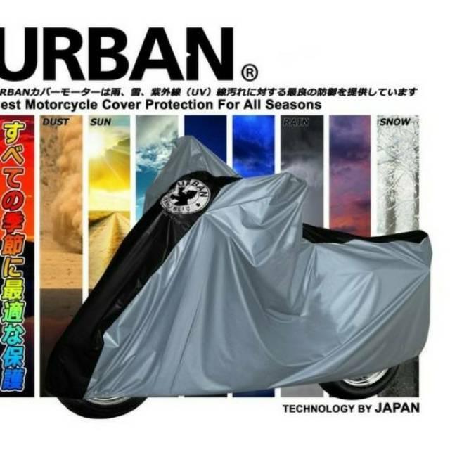 Cover motor - Parasut Pelindung Motor - Sarung Motor