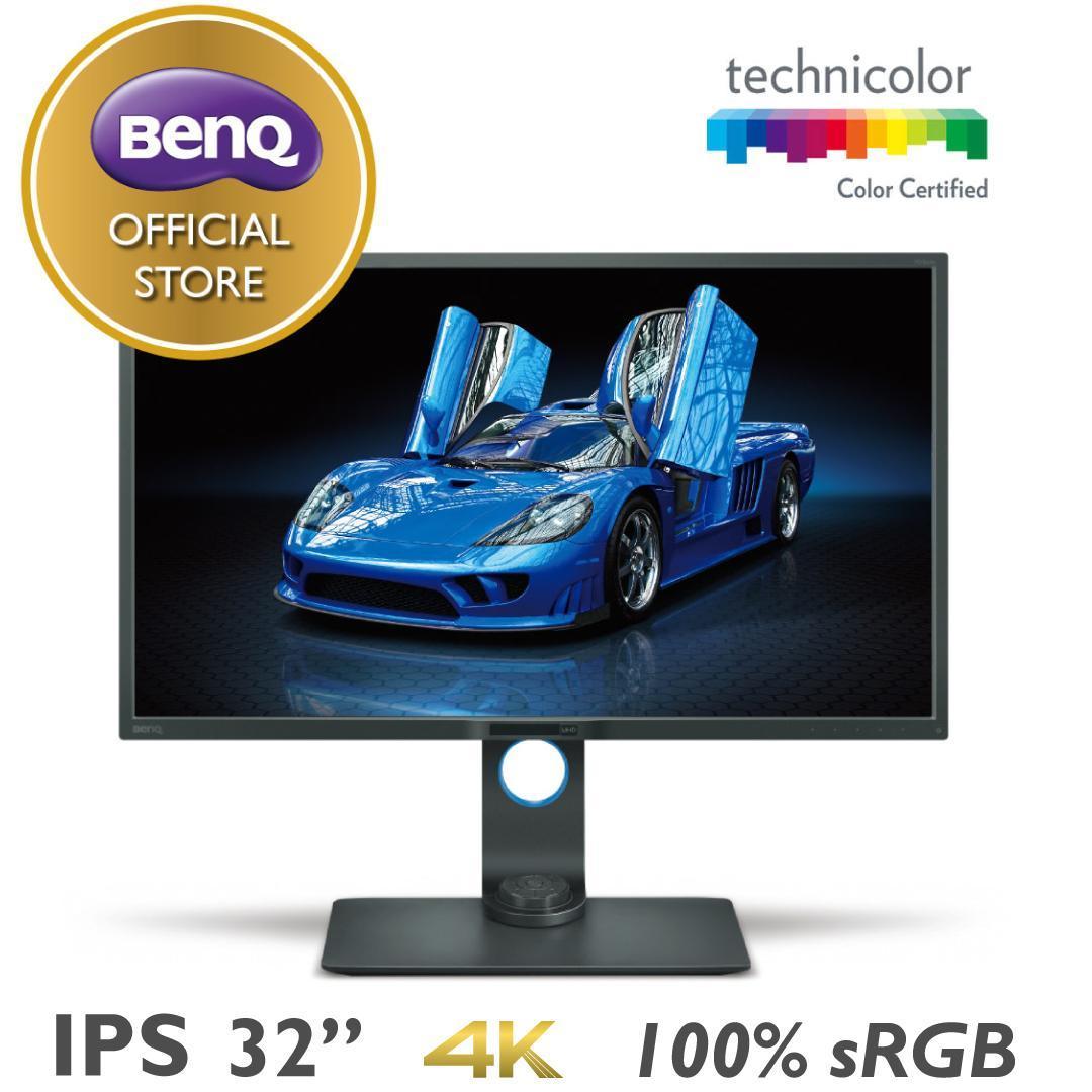 BenQ PD3200U 32 inch 4K UHD IPS Professional Desainer Monitor
