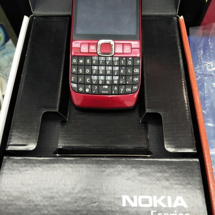 SALE - Nokia E63 Qwerty hp orang kaya jaman jadul buat nostalgia