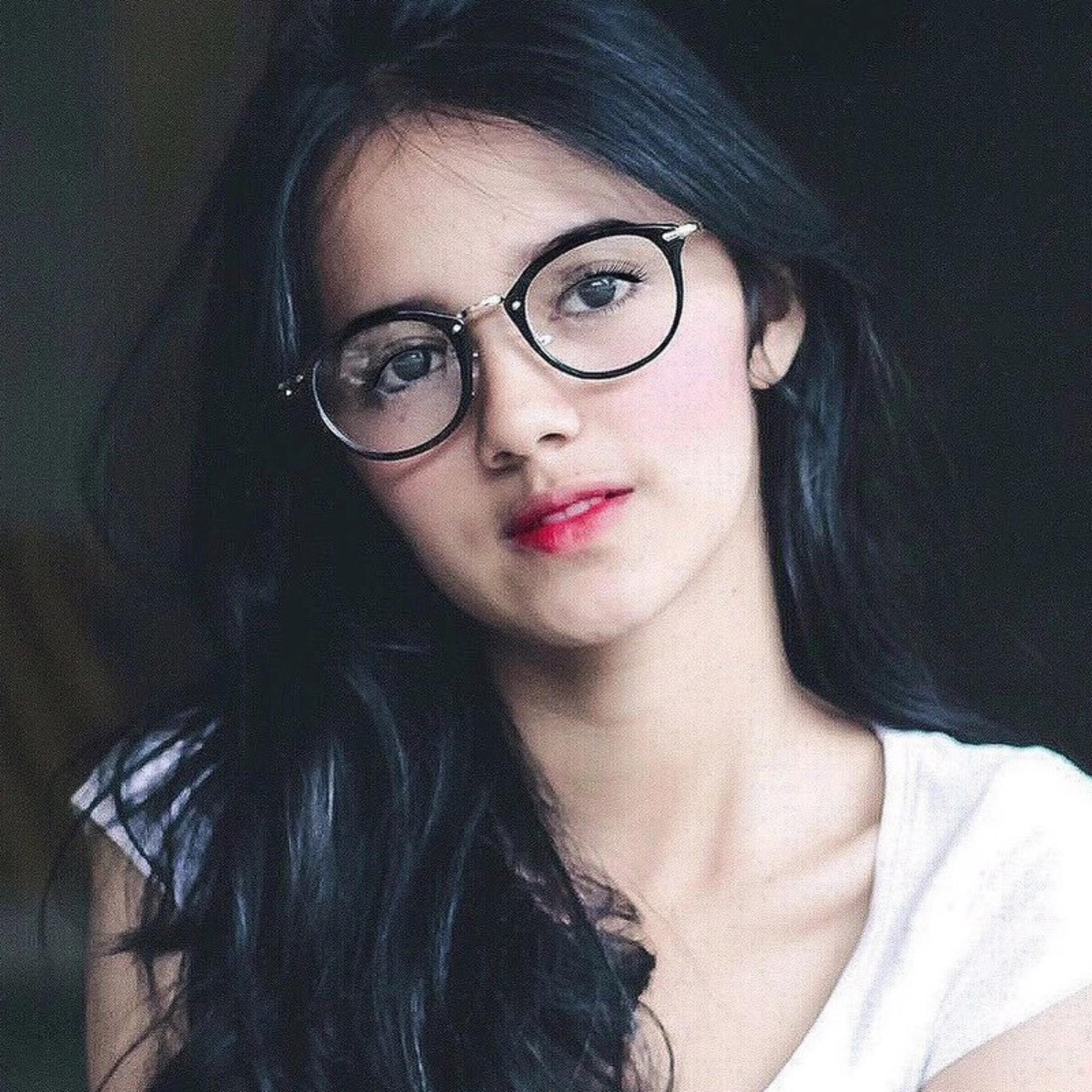 Timely - High Quality Charming Womens Round Clear Lens Glasses Sun 4480 - Kacamata Wanita - Kacamata Fashion By Timely Indonesia.