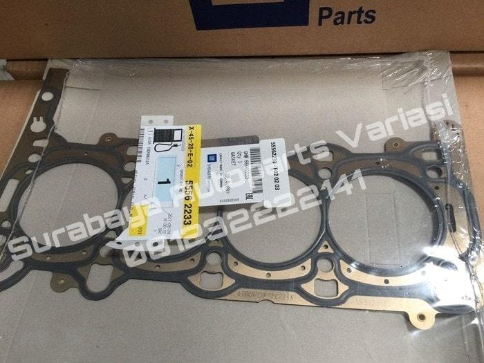 Gasket Cylinder Head Chevrolet Aveo Sonic Paking kop Pa