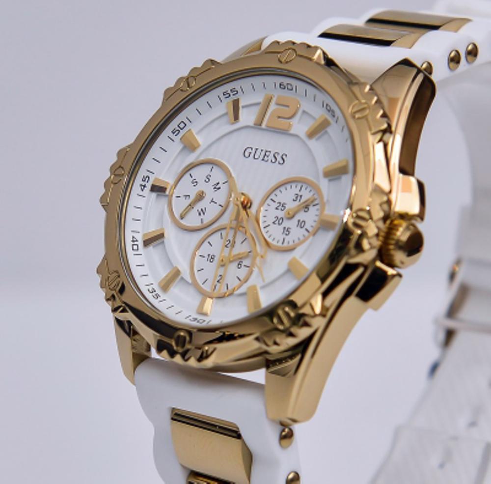Jam Tangan wanita Guess original W0325L2 Garansi resmi MMBKL
