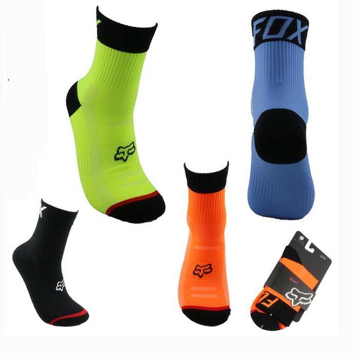 Oem Fox Kaos Kaki Olahraga Bike Sport Socks By Nine7store.