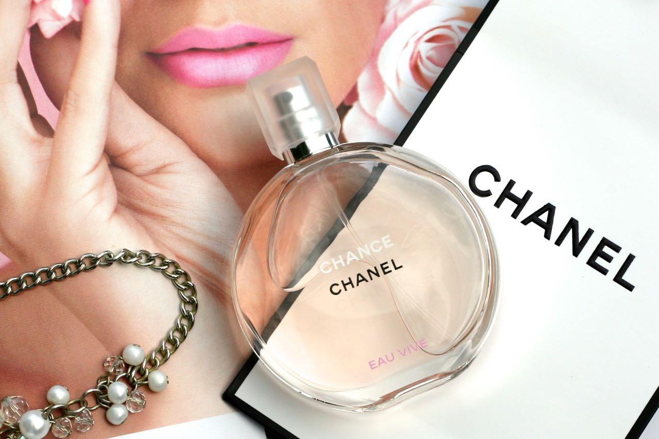 Decant Original Chanel Chance Eau Vive EDT Women