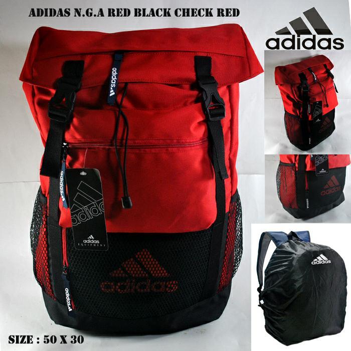 PROMO TERLARIS - ransel tas sekolah sporty backpack tas olahraga adidas bukan eiger