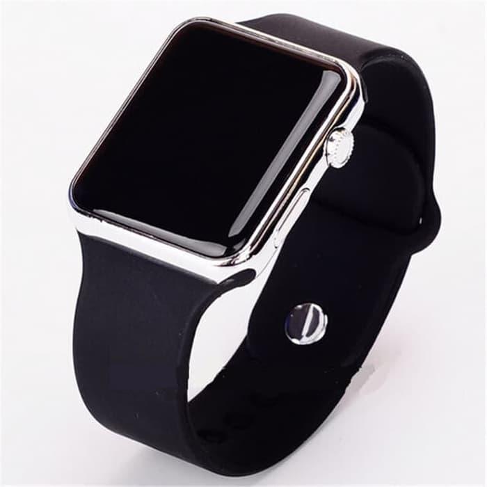 Lumin LD1 LED Jam Tangan Analog Digital Watch