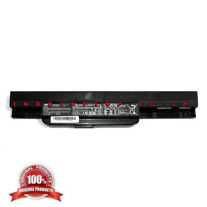 SALE - Baterai ASUS A43 A43E A43U A43S A43SJ K43 K43S K53 A32-K53 Original Original