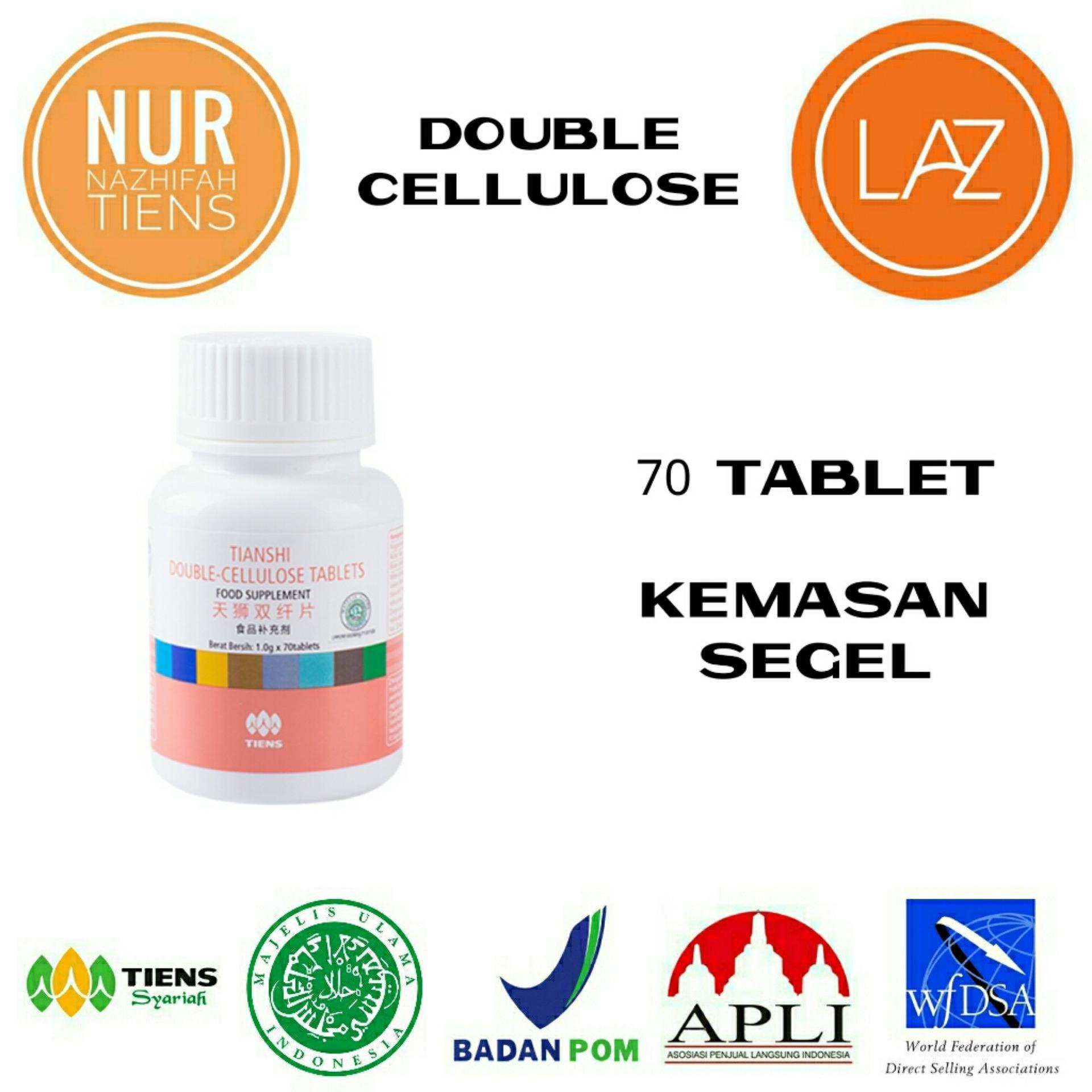 Tiens Double Cellulose Pelancar Sembelit 70 Tablet Daftar Update Tablets Rp 274 900 Serat Ganda Obat Herbal Wasir Ambeien Dan Pencernaan Promo Paket