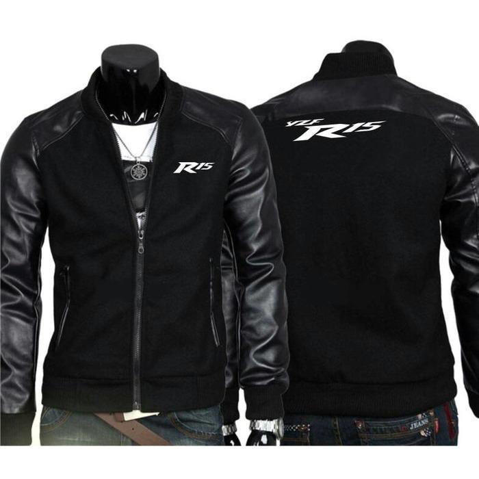 Jaket motor R15 / jaket motor / jaket yamaha r15 / jaket model terbaru