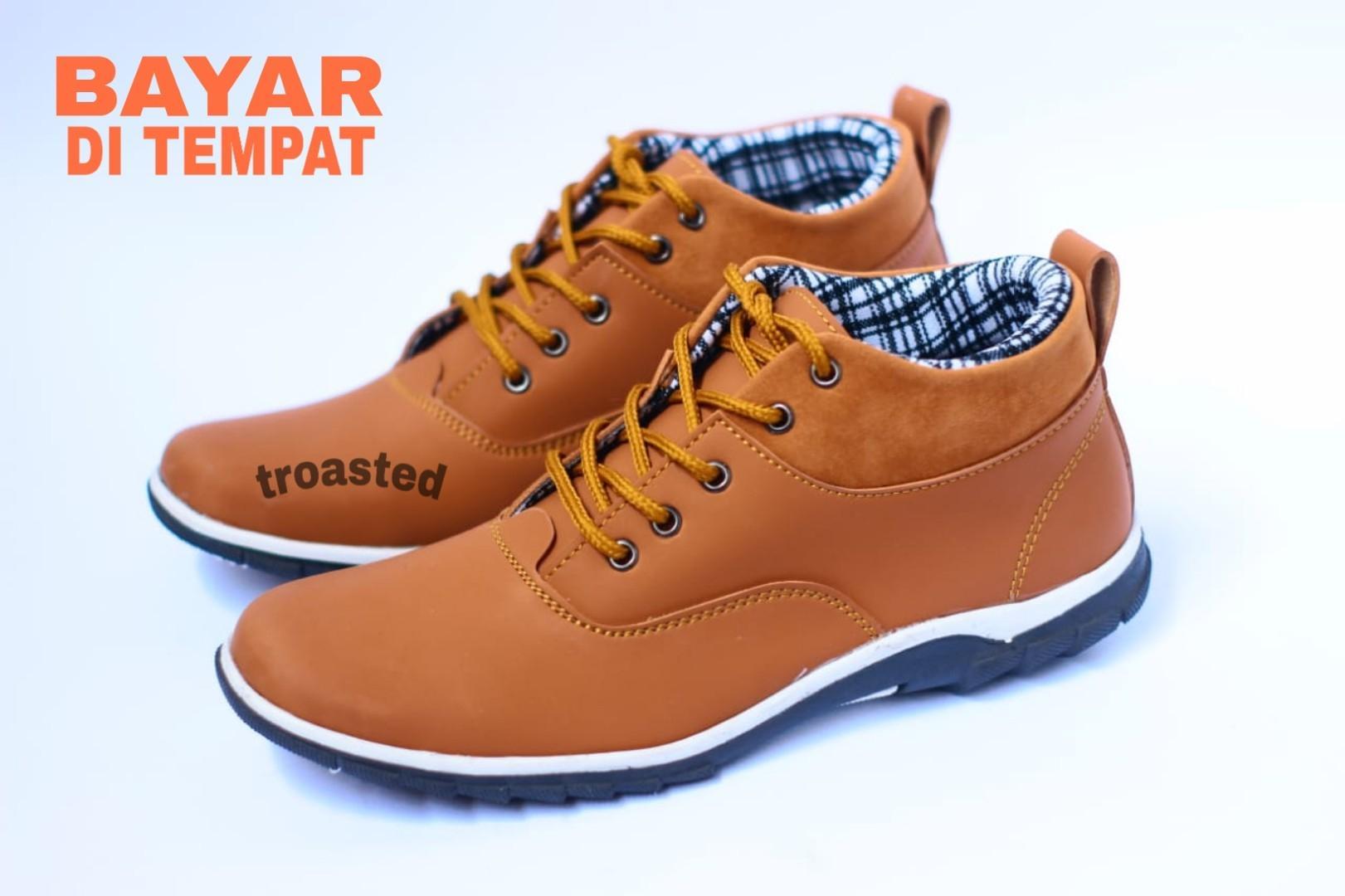 Sepatu Boot boots Pria Original Touring kasual semi casual formal   sepatu  brodo pria   sepatu 8b3bb98000