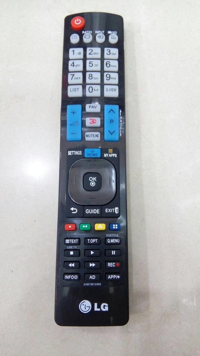 LG Remot/Remote TV LED/LCD/PLASMA