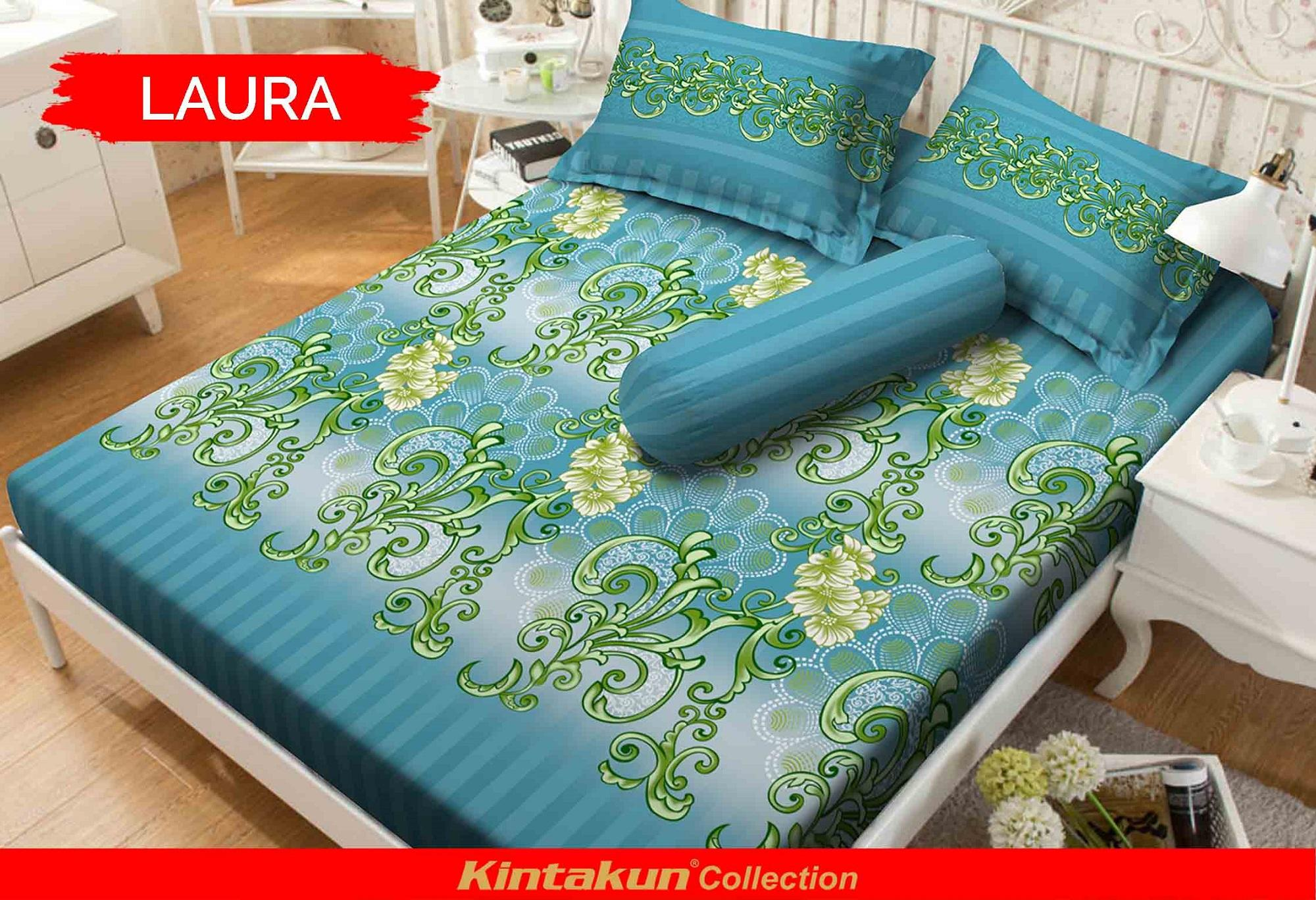 Buy Sell Cheapest Guangquanstrade 3x King Best Quality Product Kintakun Dluxe Sprei 180 X 200 B2 Barbie Pop Star 180x200cm Laura