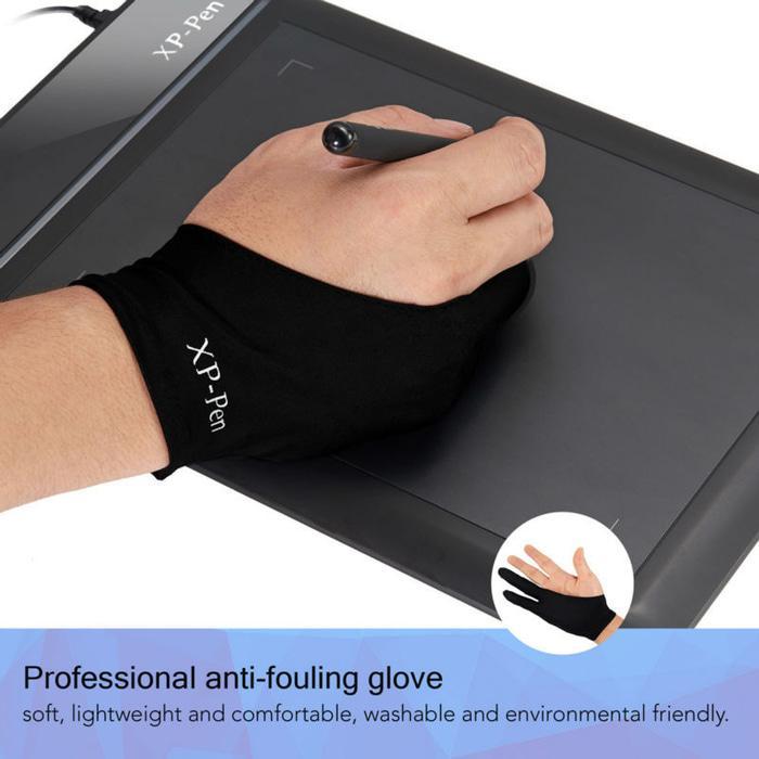 XP-Pen Wacom Smart Graphics Drawing Pen Tablet Rainbow - Star 01