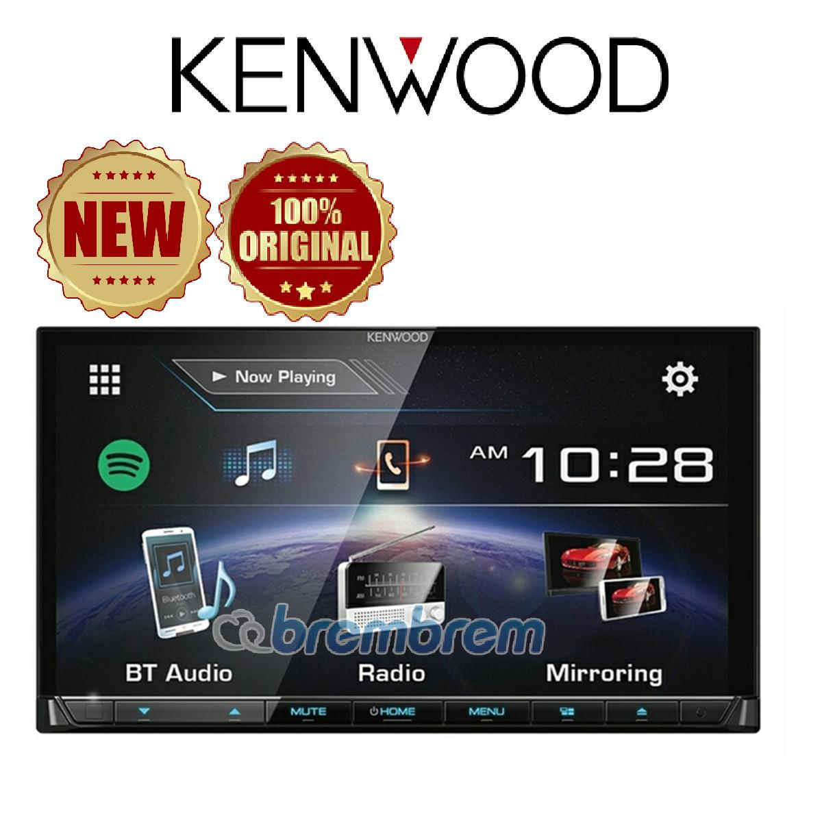 KENWOOD DDX7018BT - HEADUNIT DOUBLE DIN