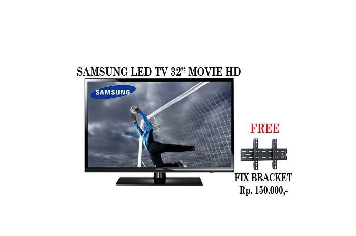LED TV Samsung 32 HD Ready,USB Movie ,HDMI Type UA32FH4003 , 32FH4003
