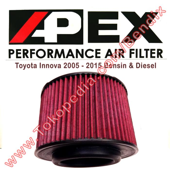 Best Seller Filter Udara Toyota Innova 2005-2015 Bensin Diesel Apex Racing Filter