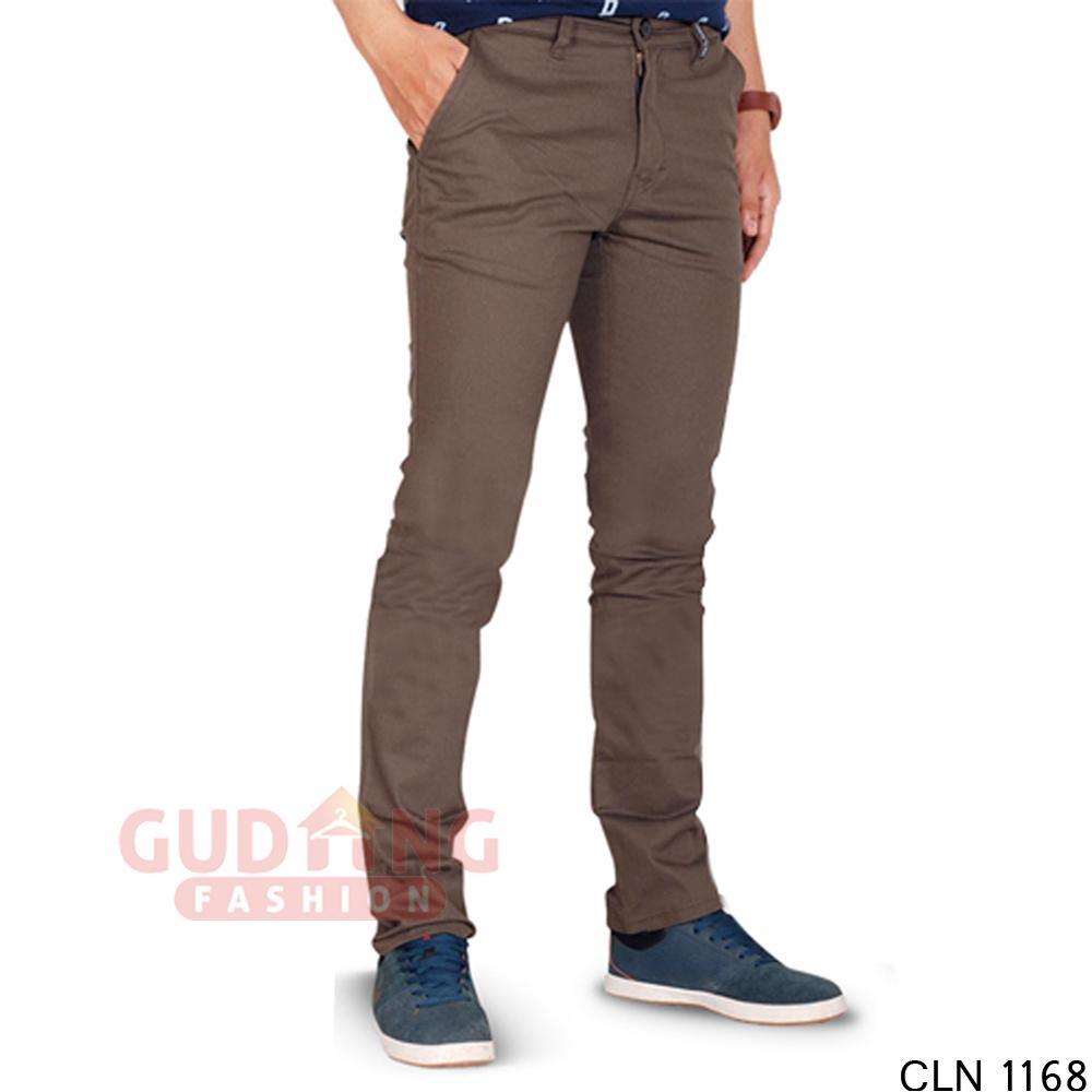 Gudang Fashion - Chino Skinny Panjang Casual