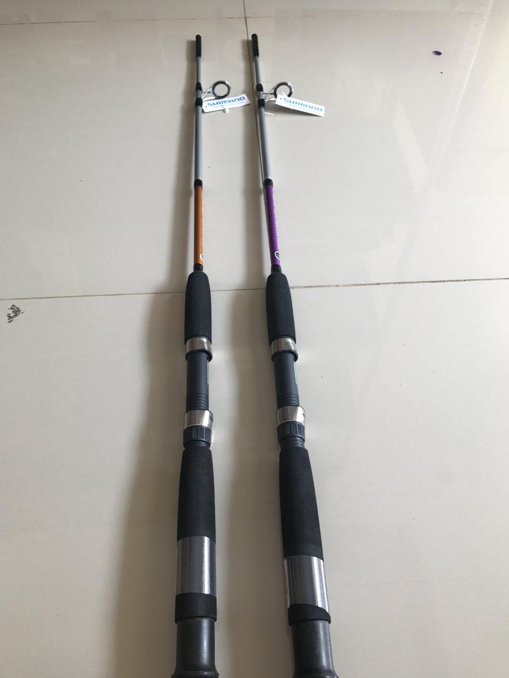Joran Shimano cruzar 165 cm  TERBARU BOS PANCING zerya_fishing