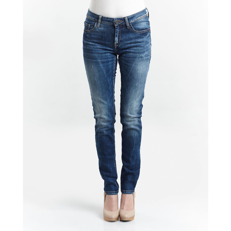 Miyoshi Jeans MY17PA067PD Skinny Pants Medium Indigo