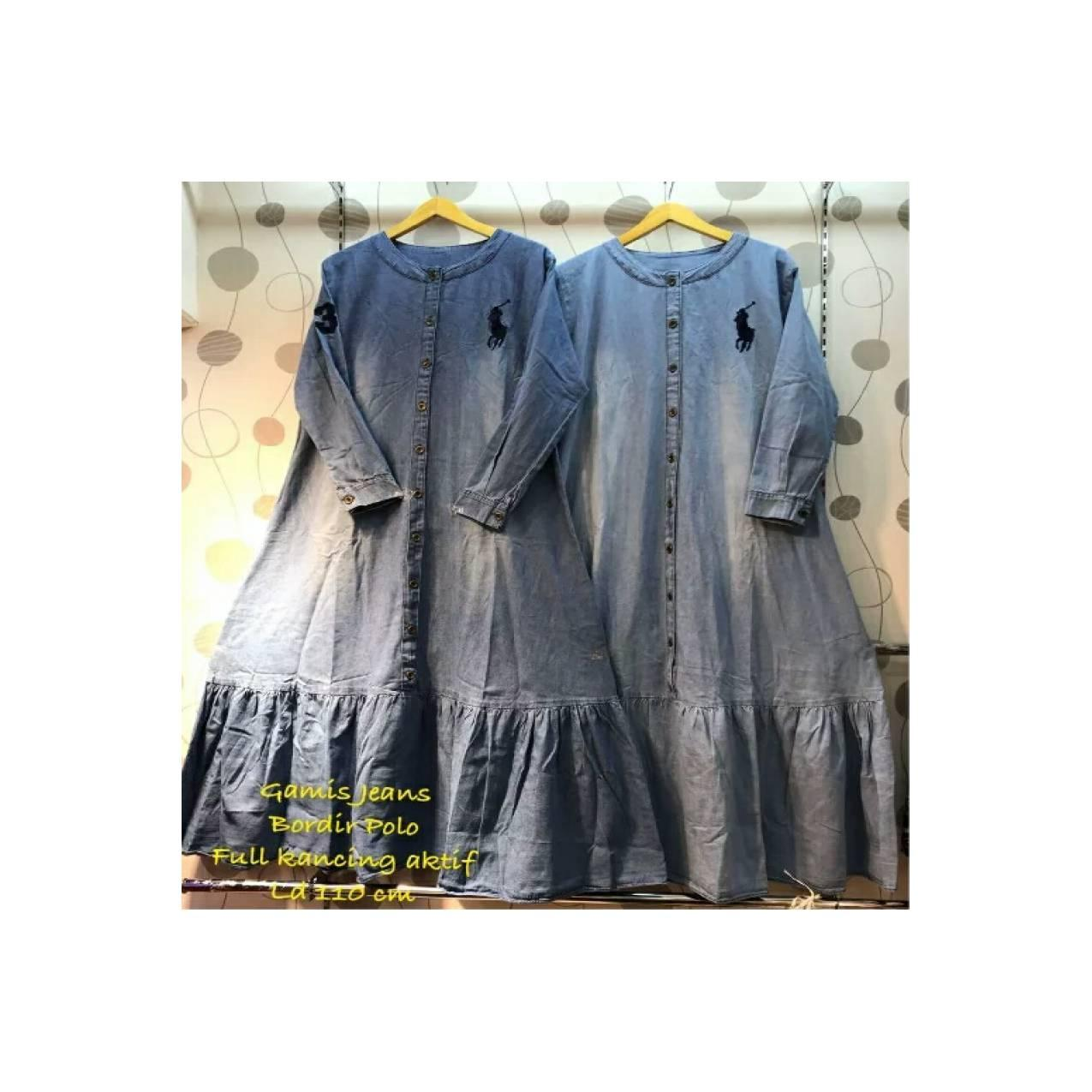 Gamis levis polo