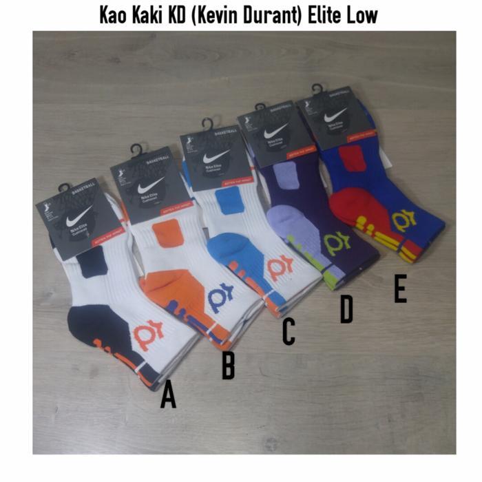 HARGA DISKON!!! Promo Kaos kaki basket Nike Elite USA Low NBA Exclusive Termurah - nPz4NB