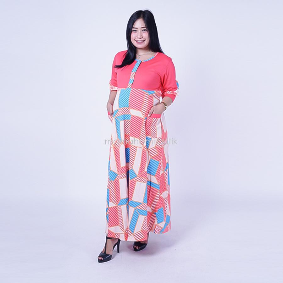 Mama Hamil Gamis Hamil Kaos Perca / Dress Hamil Modis / Dress Hamil Korea / Dress Hamil Online / Dress Hamil cantik dan Modis / Dress Hamil Menyusui / Dress Ibu Hamil