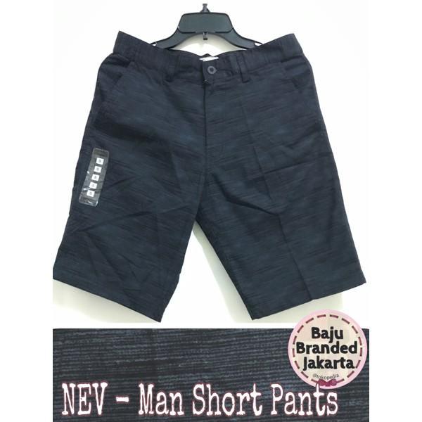 Baju Branded Murah Nevada Man Short Pants Celana Branded Pria Murah - 04Cf7r