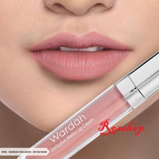Wardah Exclusive Matte Lip Cream - 03 See You Latte thumbnail