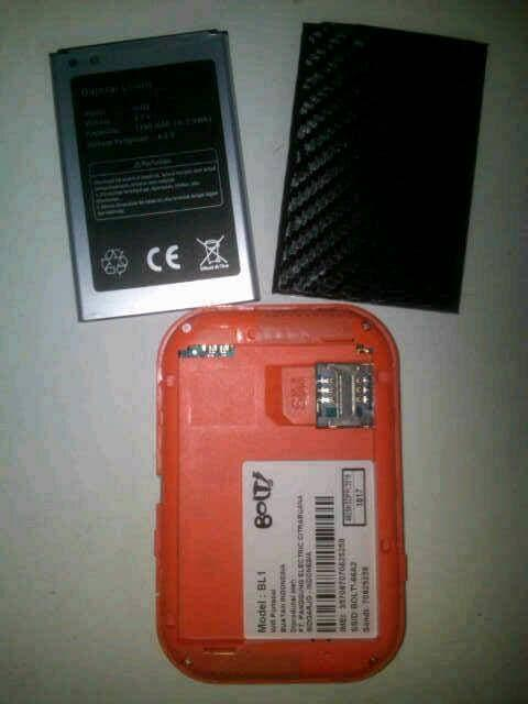DISKON Baterai Modem Bolt Aquila Slim Ultra LTE In02 BL1 3800mah (modifikasi)