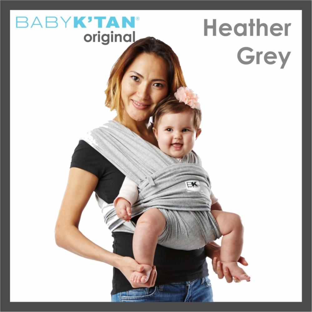 Jual Produk Baby K Tan Online Terbaru Di Ktan Carrier Breeze Black Xs Original Heather Grey Size Xl
