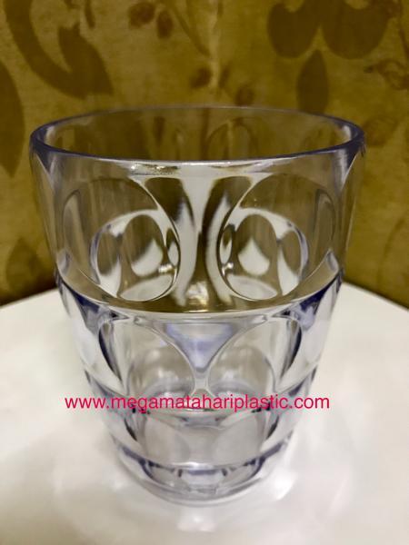 Gelas Plastik Bubble 450 ml - Y1vIPu