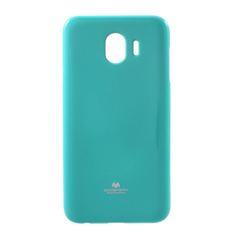 Mercury Jelly Soft Case for Samsung Galaxy J4 2018 - Mint