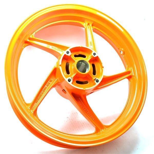 Velg Racing Belakang Orange – Honda CBR 150R K45A