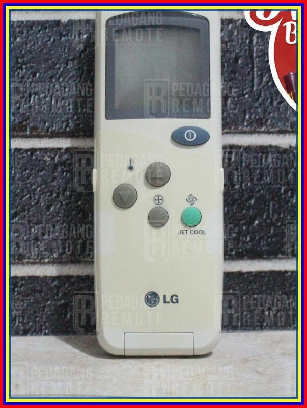 Remot Remote Ac Lg 6711A20003B Ori Original Asli