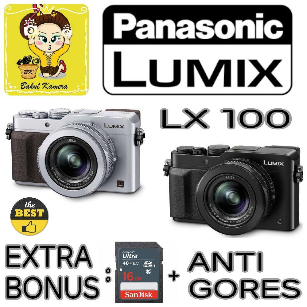Beli Panasonic Lumix Dmc Lx100 Store Marwanto606 Tz80 Hitam