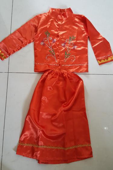 Promo Merdeka!! Set Baju Adat Anak Tk Sd Karnaval Daerah Kostum - ready stock