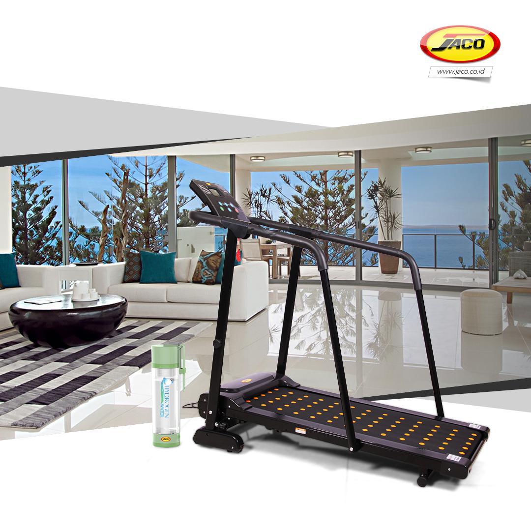 Jaco Alat Fitness Treadmill Refleksi - Cure Flex 333 - Sport