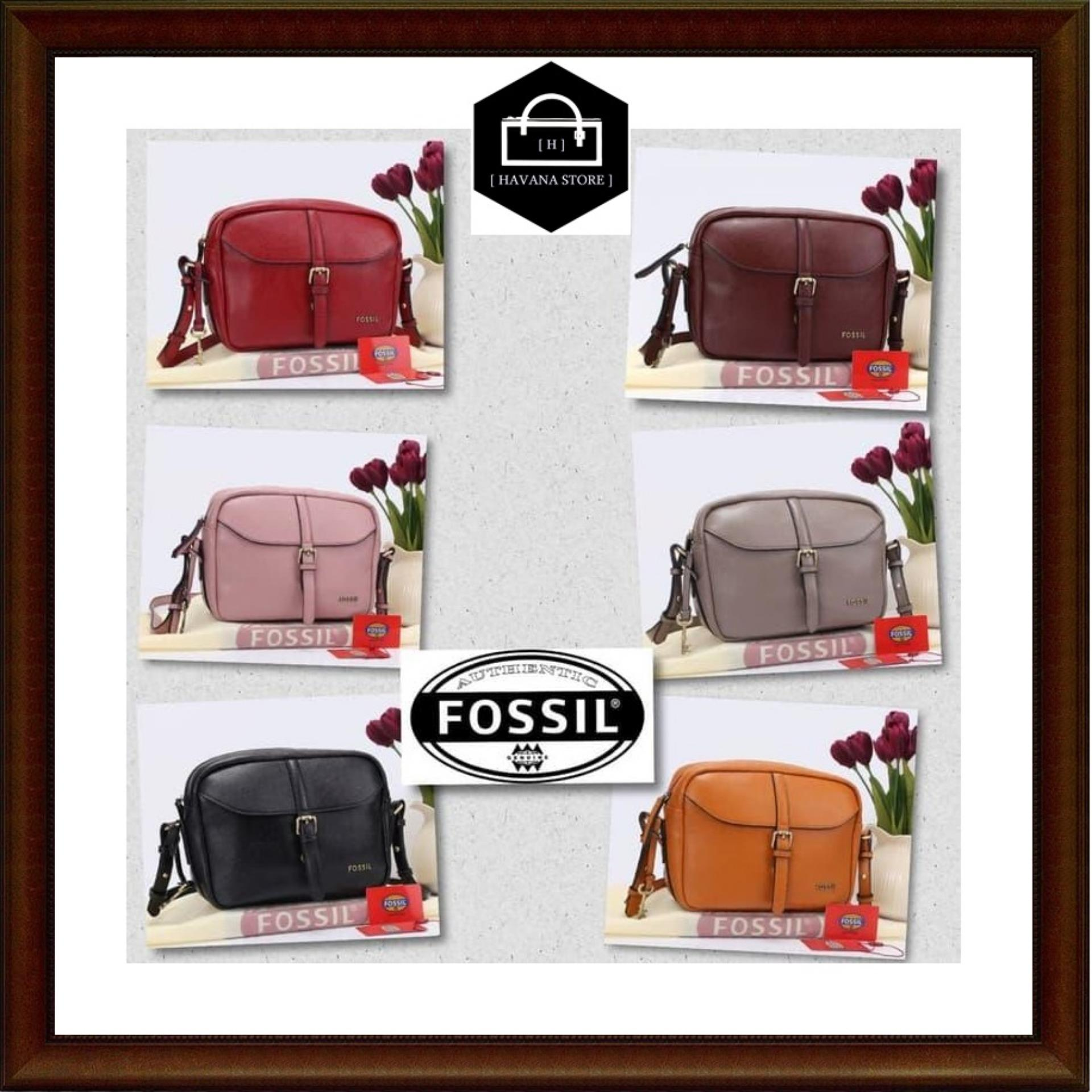 Fossil Kendall Satchel Multibrown Zb7151249 Coklat Daftar Update Tas Crossbody Togo Leather Semprem 676 Bag Branded