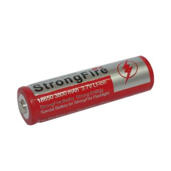 Ultrafire HY 18650 Baterai - Merah. Source · Bandingkan Toko EELIC BAT-18650 BATERAI
