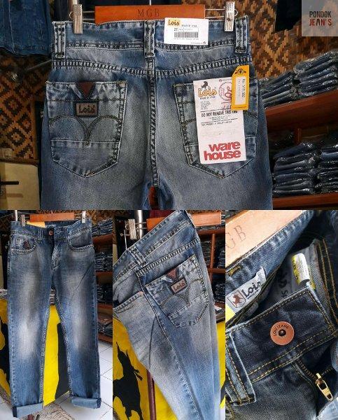 Celana panjang Lois Jeans Original kode 335