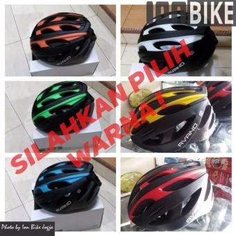 Pencarian Termurah helm avand a 20 TERBARU warna orange doff helm sepeda  avand A20 helm harga 4b90b59a7a