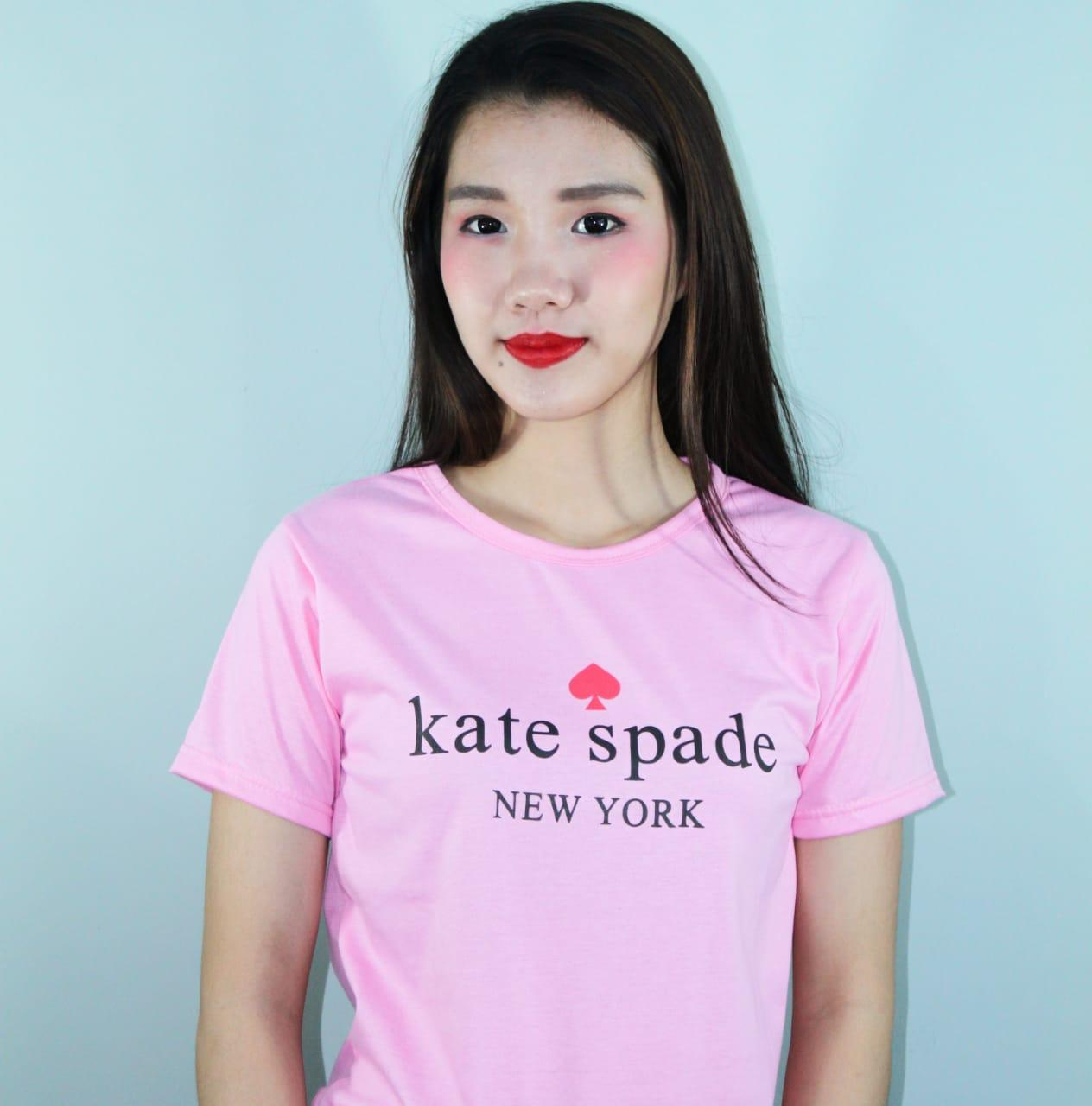LOLILE KAOS KATE SPADE  ALL SIZE FIT TO L