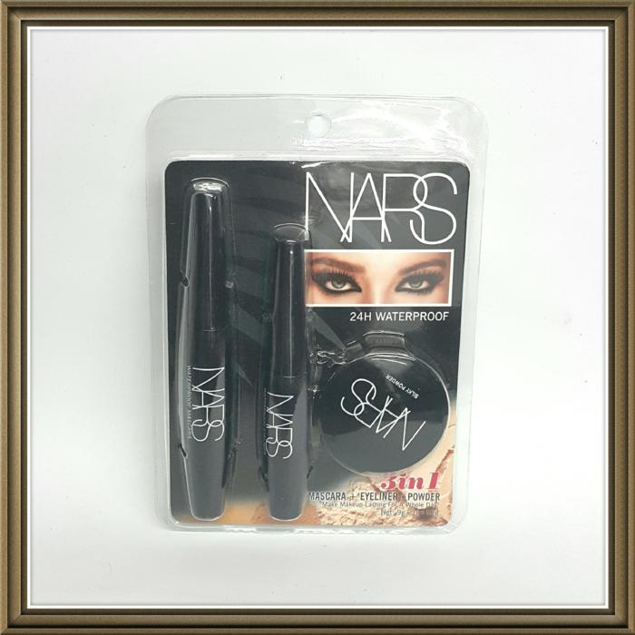 PROMO - NARS 3IN1 WATERPROOF MAKE UP