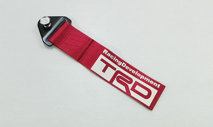 Towing Strap Trd Merah Nyala By Team Modifikasi.
