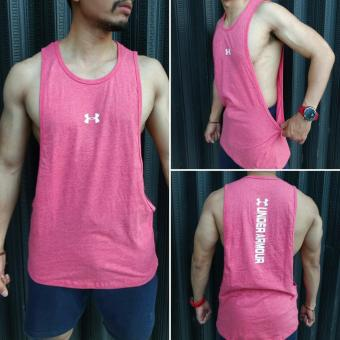 Harga preferensial kaos singlet tanktop lekbong under armour gym sport  training under armour GAP02 beli sekarang fd07e21757
