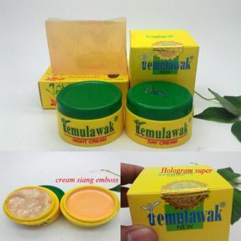 Harga Penawaran [ PROMO ] Temulawak Cream Original Malaysia / 1 Paket Krim Temulawak Asli discount