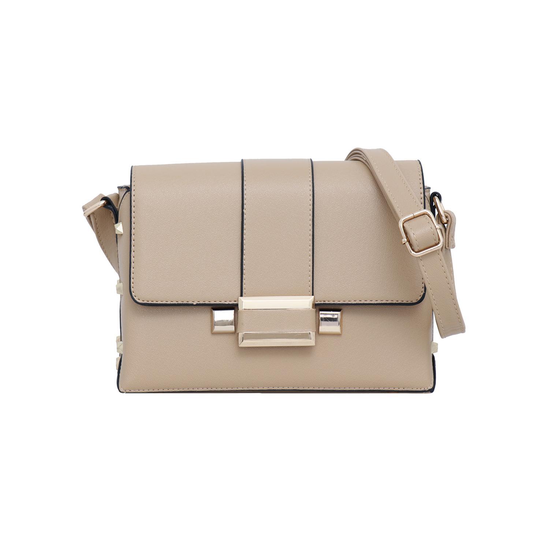 Tas Wanita Lorica by Elizabeth Catya Sling Bag Khaki d025bdf81f