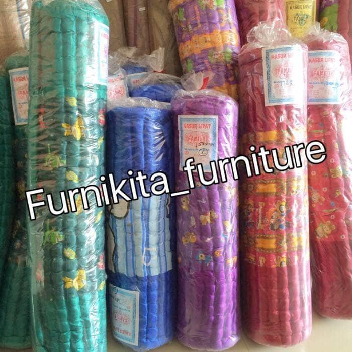 Kasur Palembang Kasur Lipat Murah Ukuran 120x195 Cm By Furnikita Furniture.