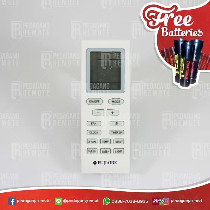 Remot/Remote AC FUJIAIRE YB1FA Ori/Original