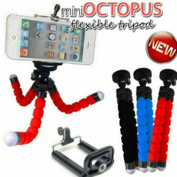 tripod SPIDER tripod octopus tripod mini fleksibel FREE Holder U